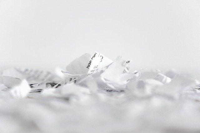 destrucción confidencial de documentación