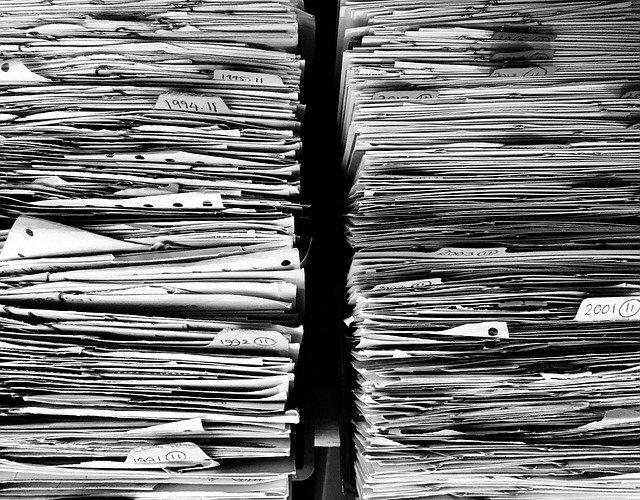 destrucción confidencial de documentación en Barcelona