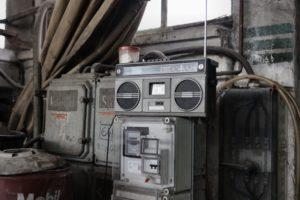 Residuos de aparatos eléctricos y electrónicos en Barcelona
