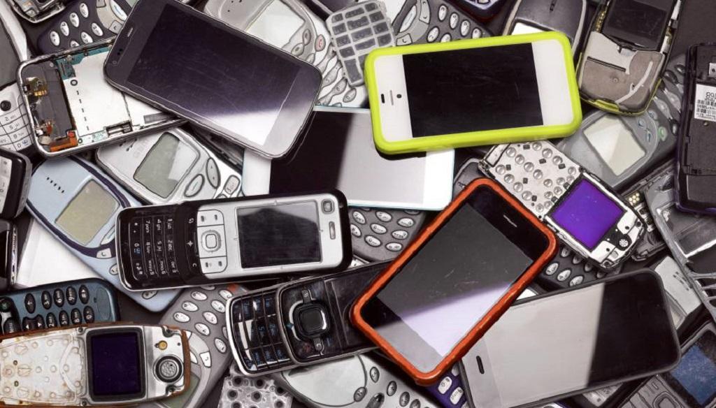 peligro de la basura electrónica